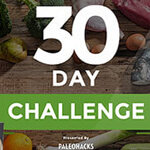 Paleohacks 30 Day Challenge PDF